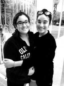 Mercy and Marcella Ramirez