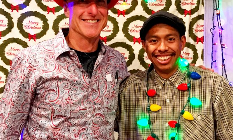 Greg and Eddie